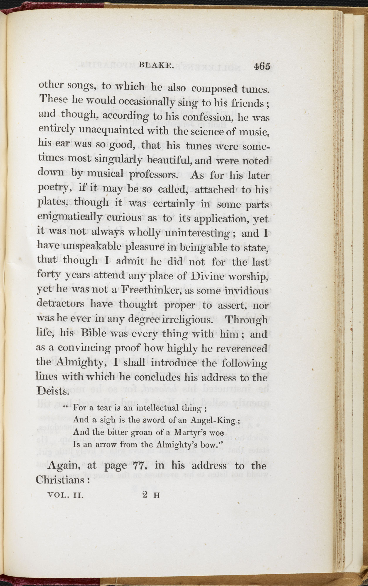 Nollekens and his Times [page: 465]