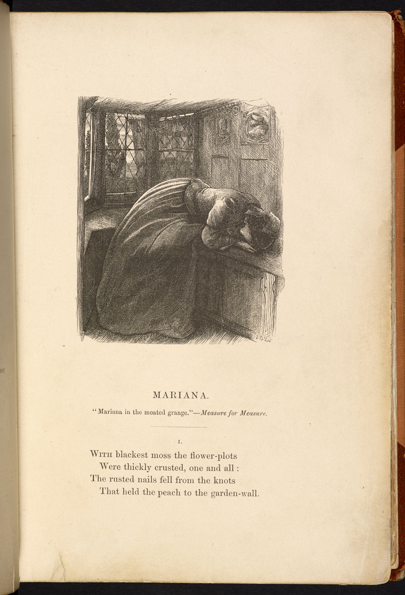 The Moxon illustrated edition of Tennyson's Poems [page: 7]