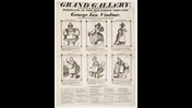 Broadside: Portraits of the household servants at the George Inn Windsor [page: single sheet]