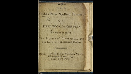 The Child's New Spelling Primer [page: title page]
