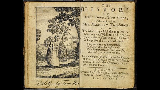 The History of Little Goody Two-Shoes [page: frontispiece and title page]