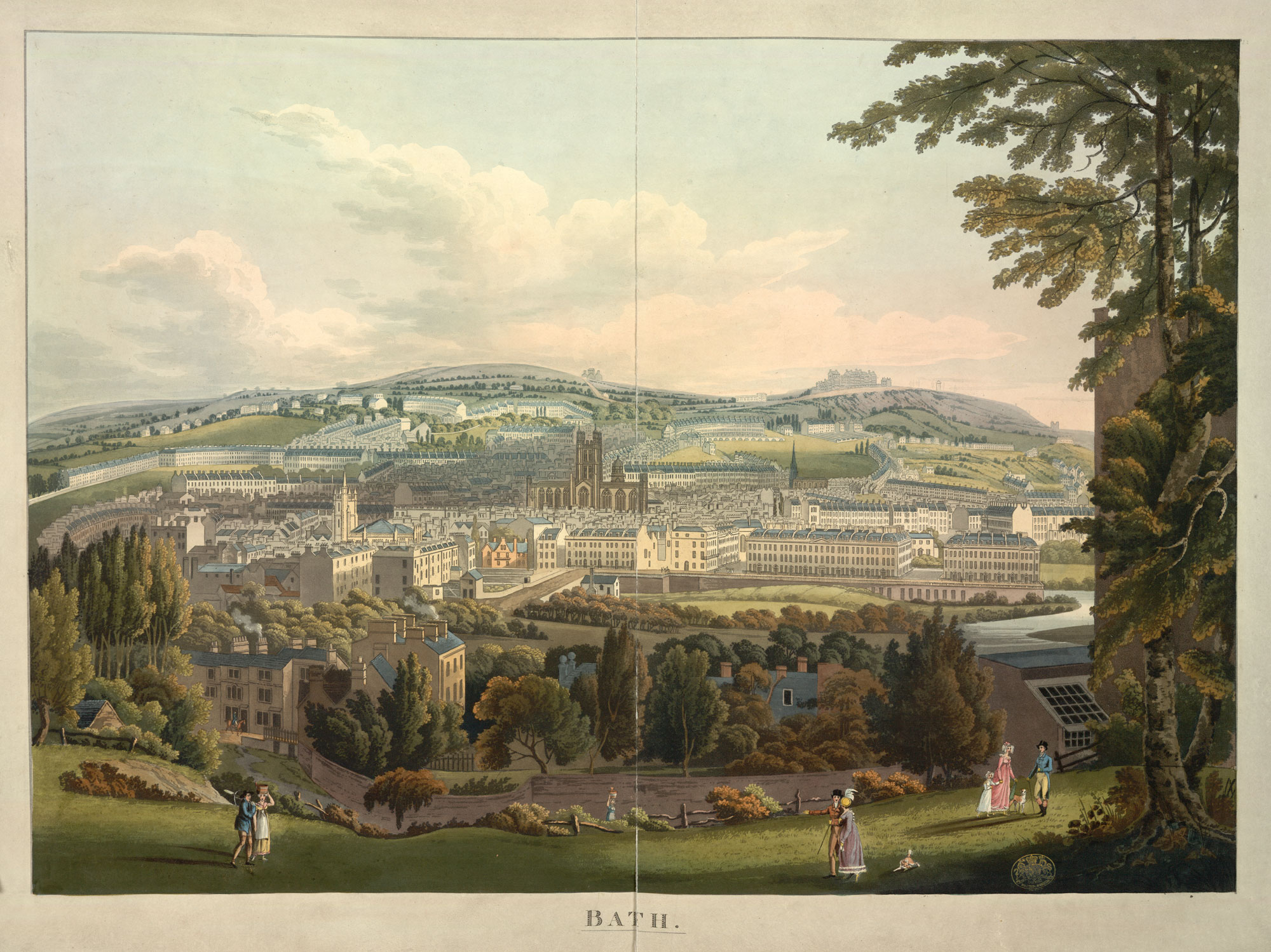 A view of Bath [page: 0]