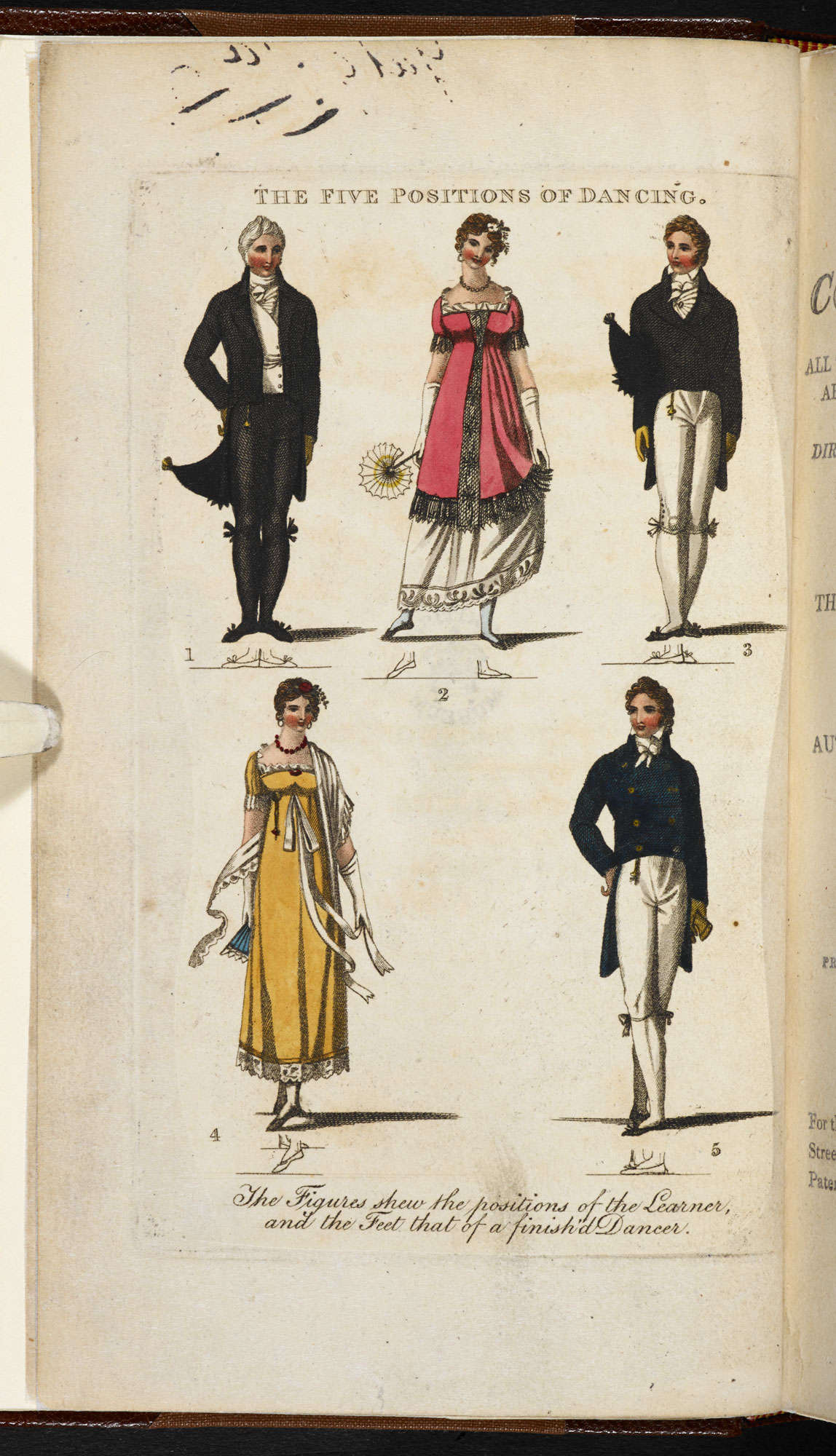 An Analysis of Country Dancing [page: frontispiece]