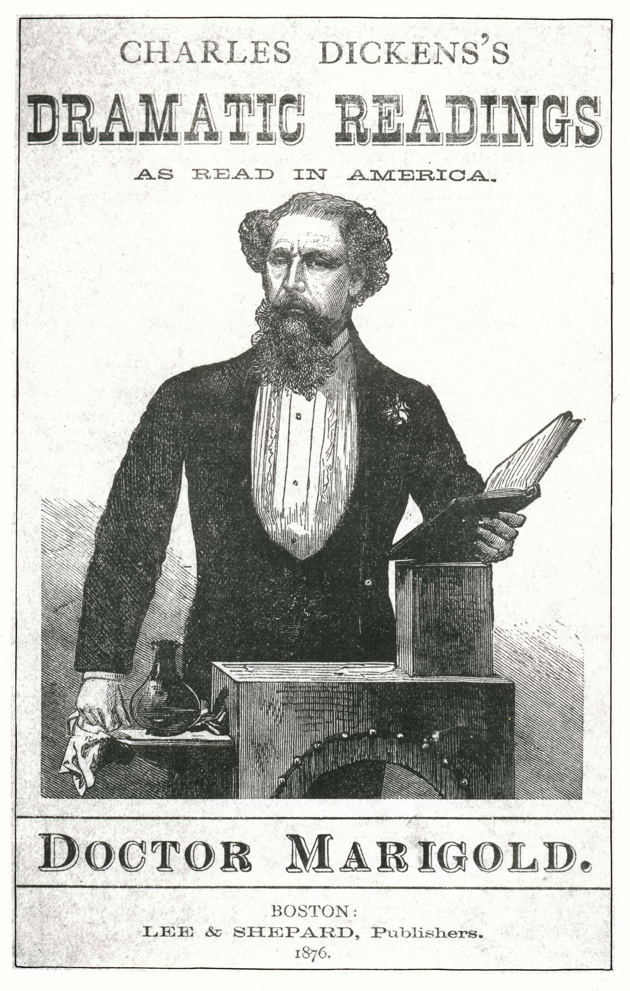 Dickens the performer - The British Library