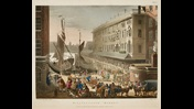 Illustration of Billingsgate Market