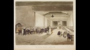Illustration of the Dining Hall, Asylum