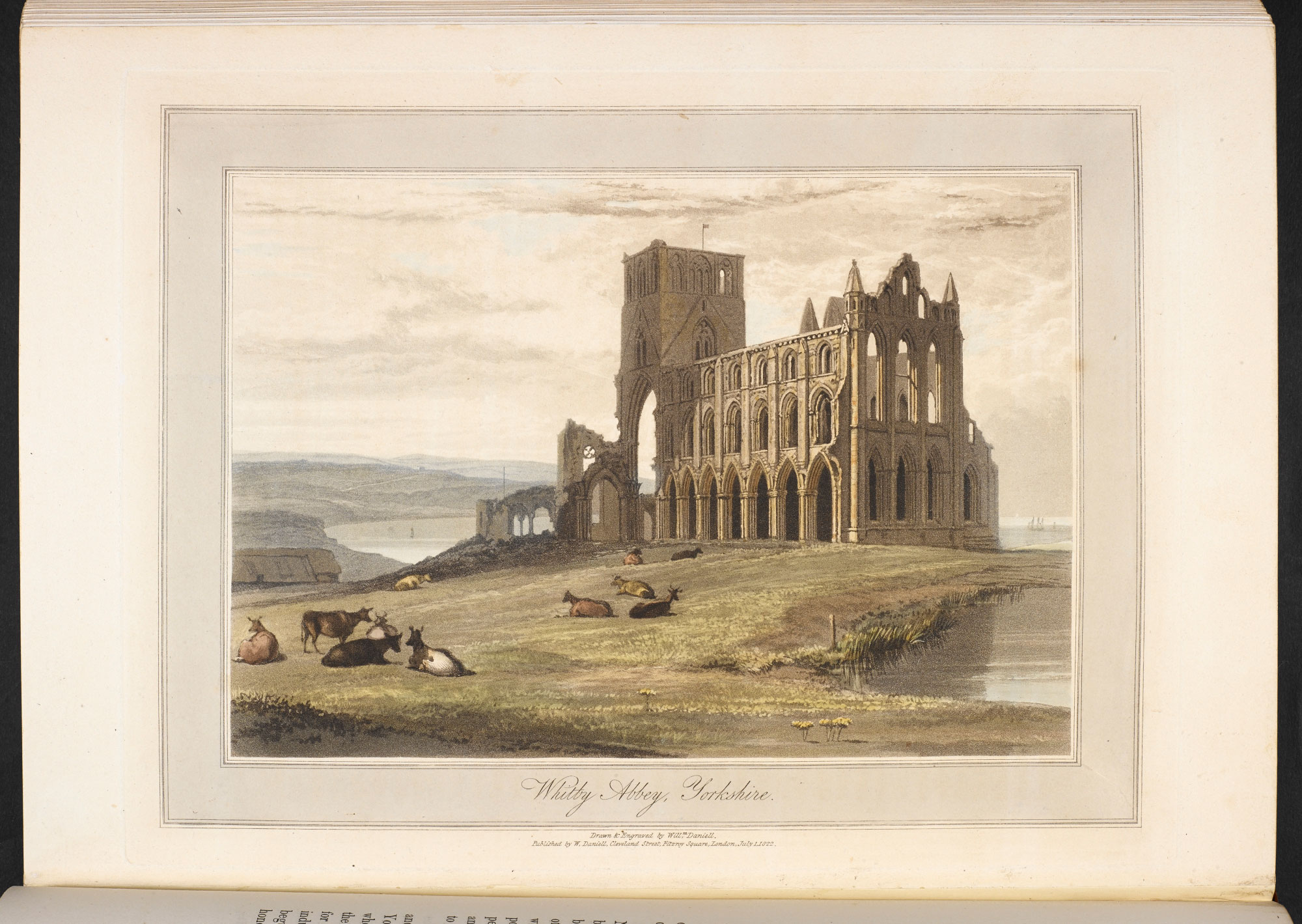 Whitby, a setting used in Dracula