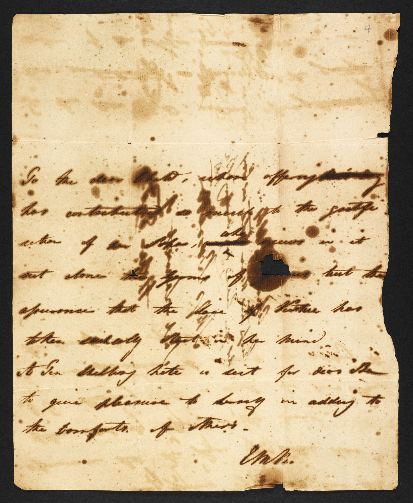 Letters between Elizabeth Barrett Browning and her father Edward Moulton Barrett, 1816-28