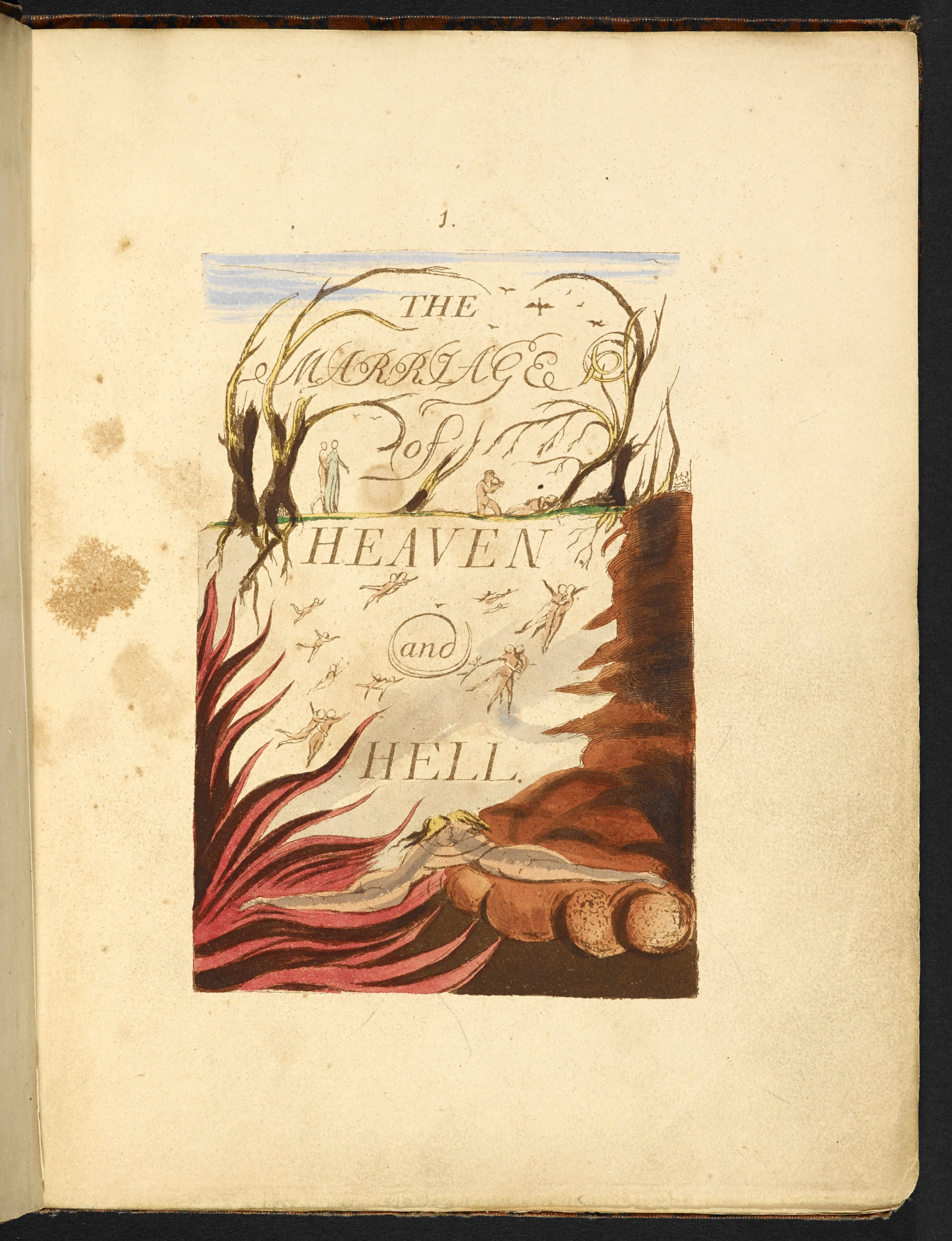 The Marriage of Heaven and Hell by William Blake