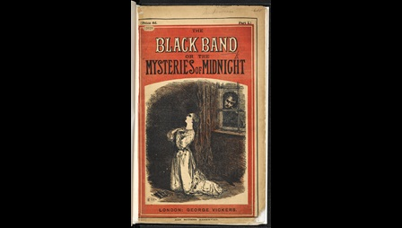 Penny dreadful, The Black Band