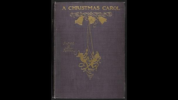 A Christmas Carol Illustrated By Arthur Rackham The British Library