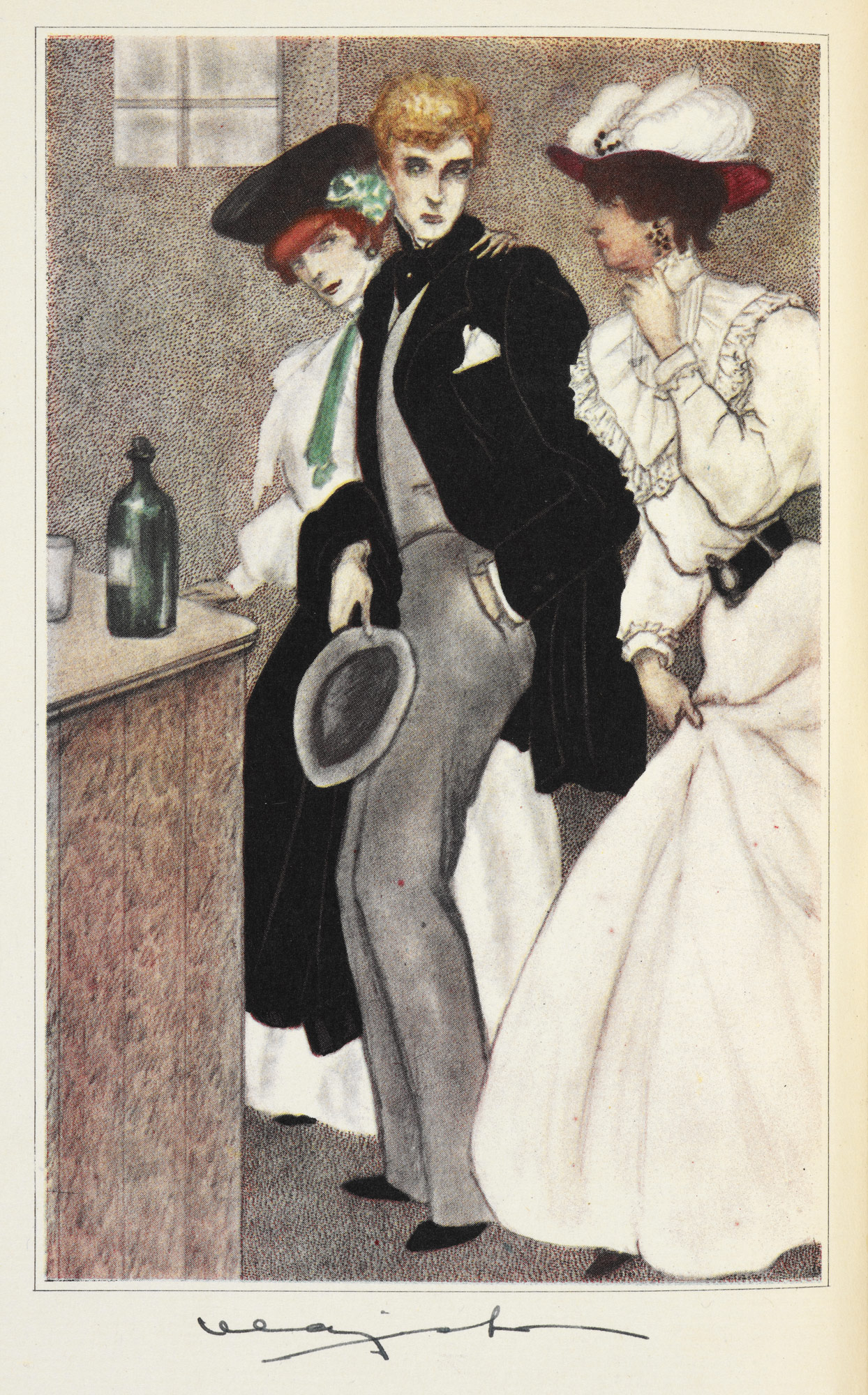 The Picture of Dorian Gray illustrated by Majeska