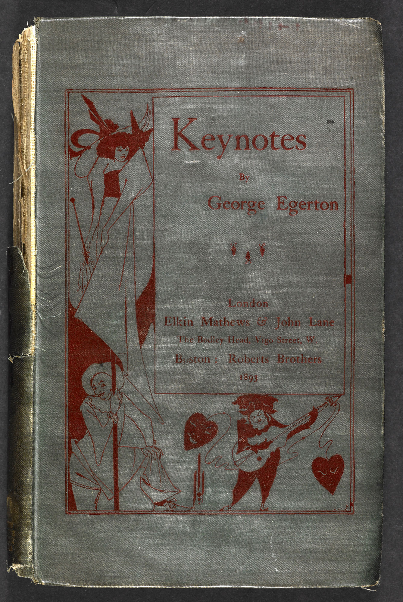 Keynotes, a collection of short stories