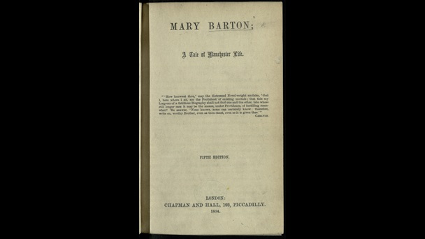 Mary Barton by Elizabeth Gaskell, with Two Lectures on the Lancashire Dialect by William Gaskell