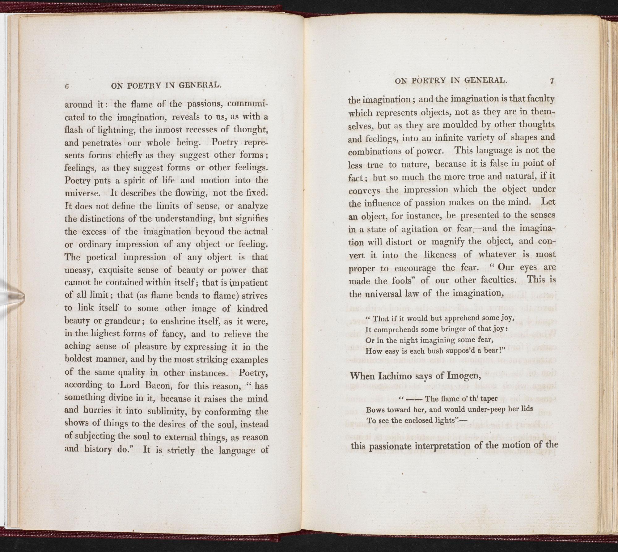 John Keats And Negative Capability The British Library