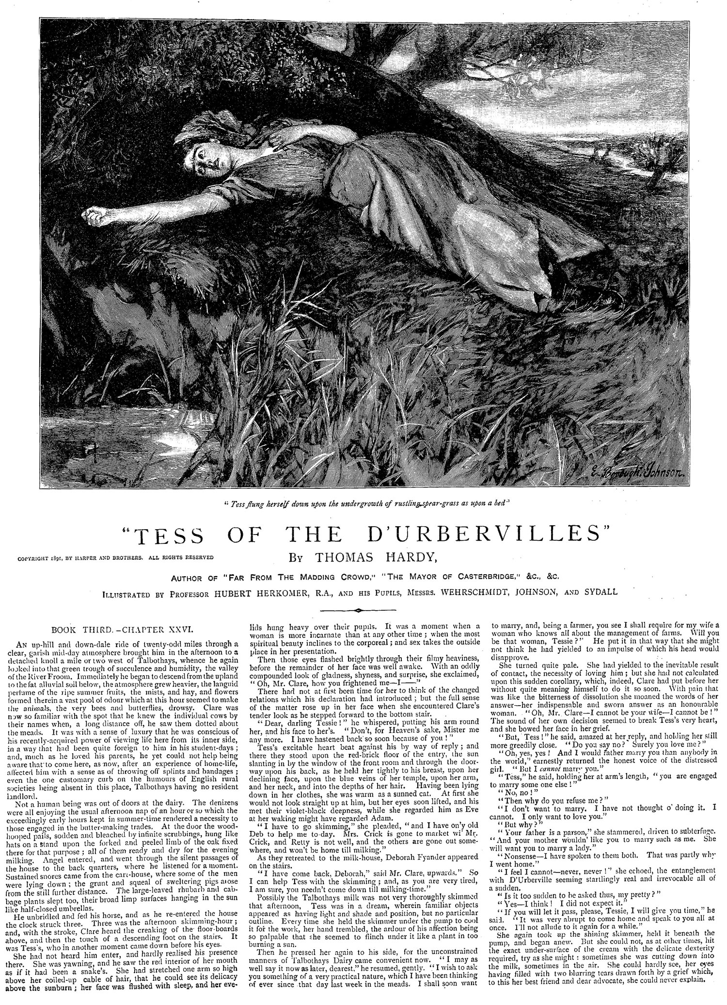 Last Year Of High School Essay Tess Of The Durbervilles Published In The Graphic English Essay Pmr also Research Paper Essay Topics Sexuality And Desire In Tess Of The Durbevilles  The British Library Essays On Business Ethics