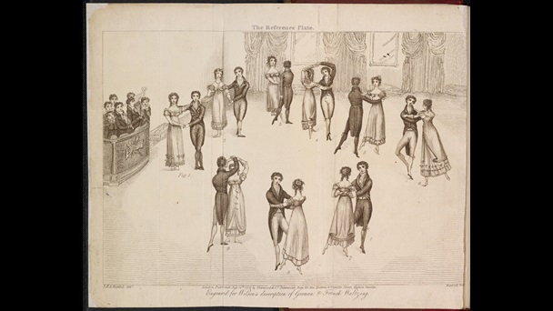 A Description of the Correct Method of Waltzing