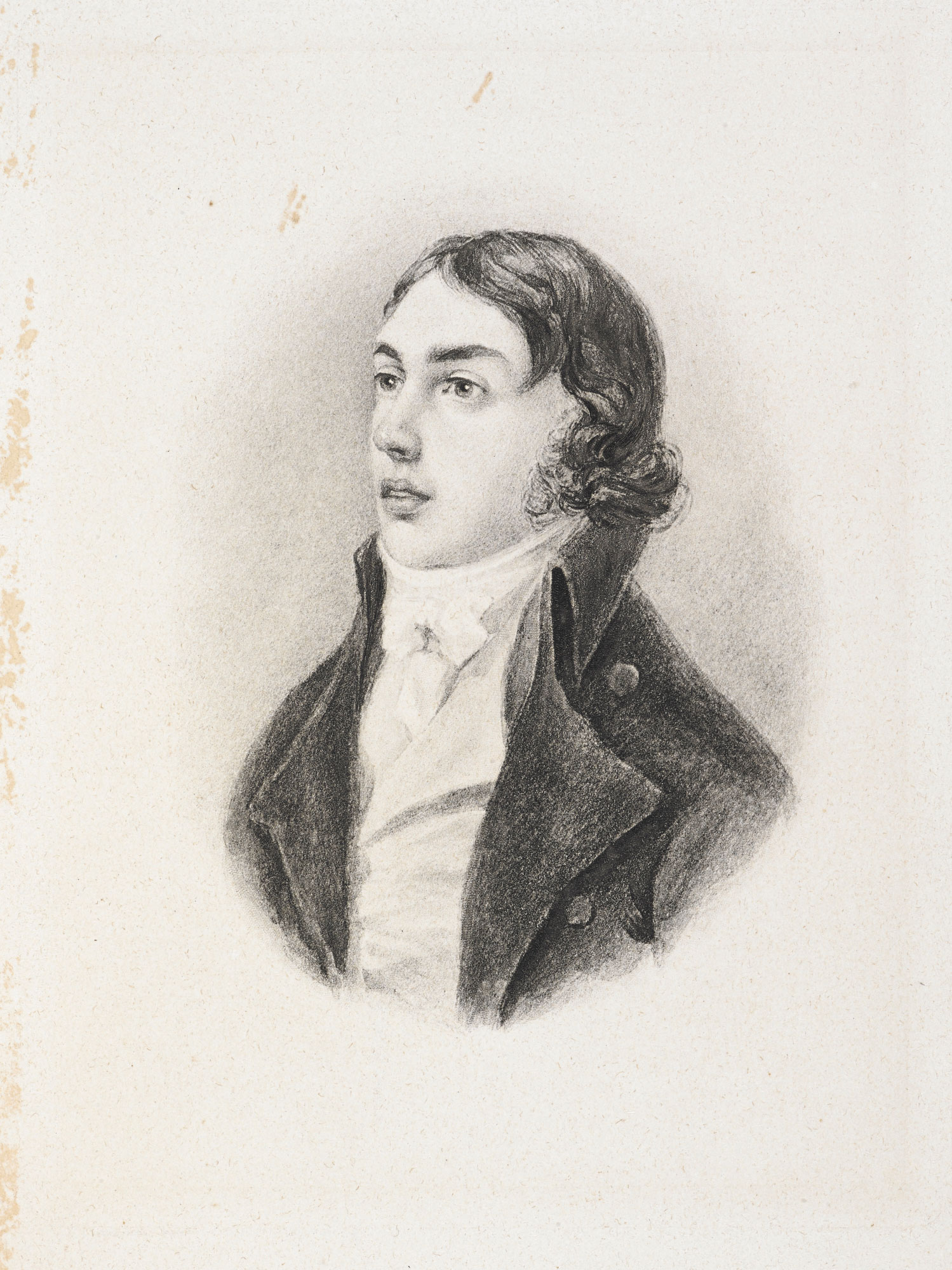 Portraits of English Poets: Coleridge and Wordsworth