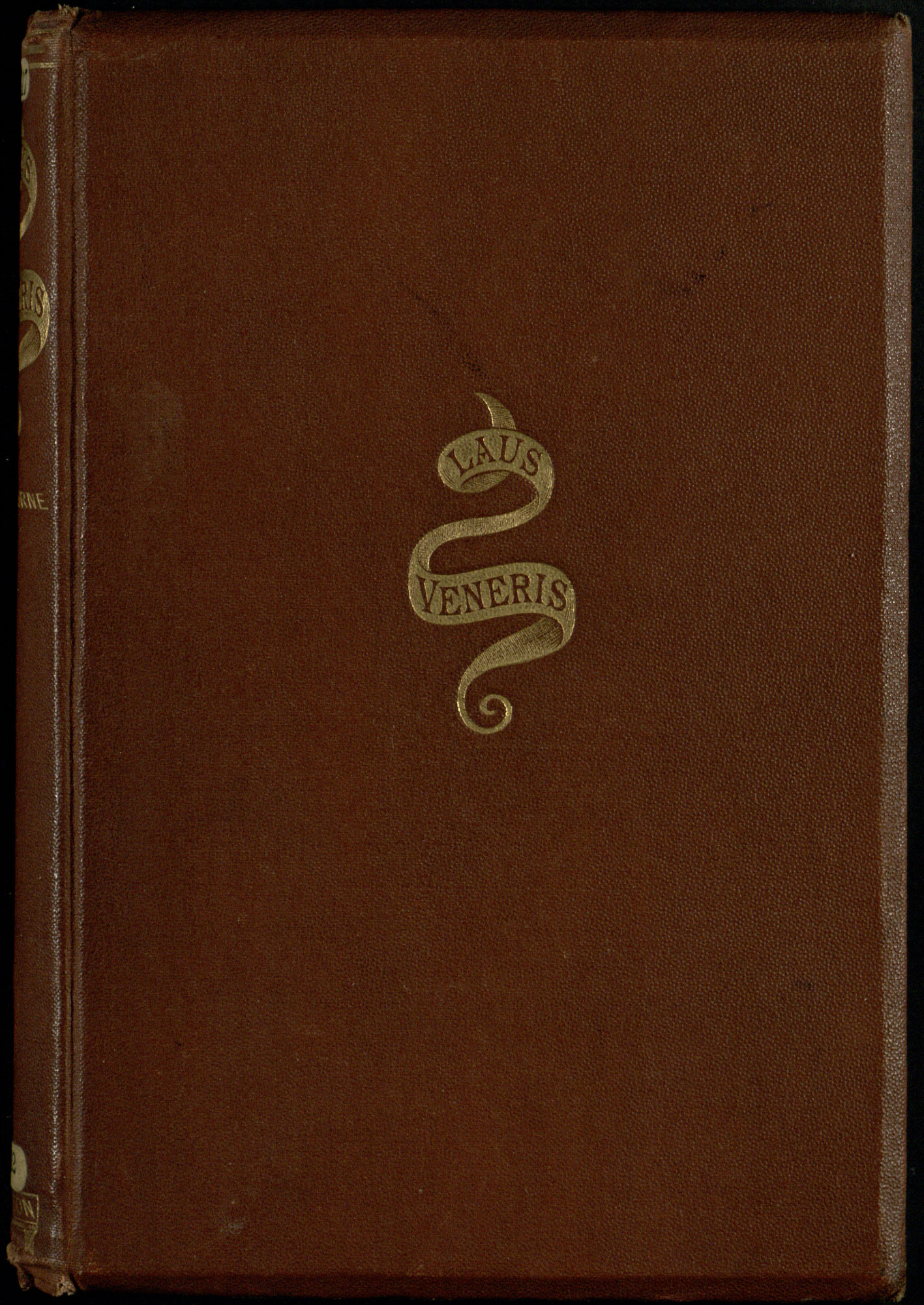 Swinburne's Poems and Ballads