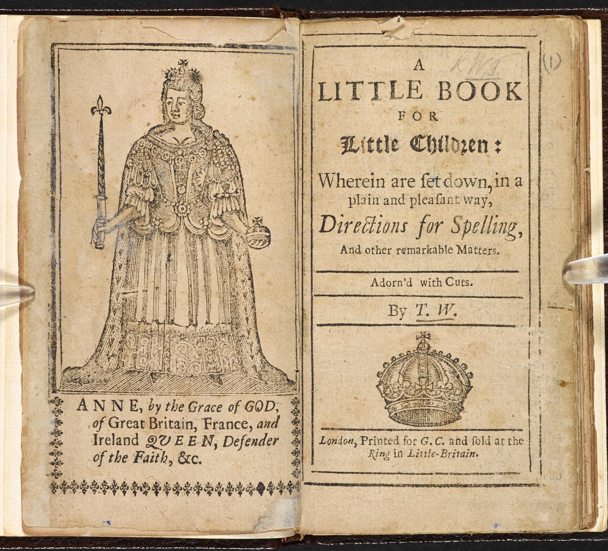 A Little Book for Little Children