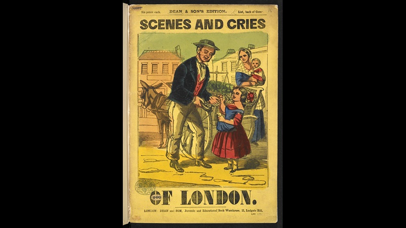 Scenes and Cries of London