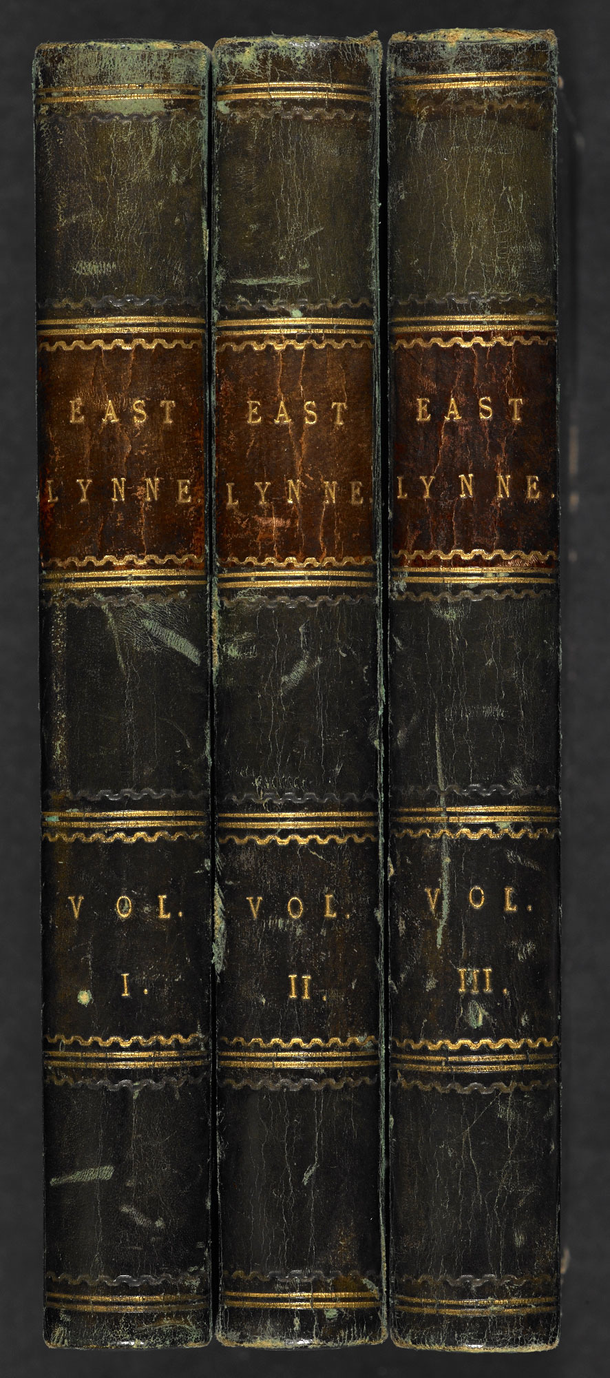 East Lynne, a 19th century sensation novel