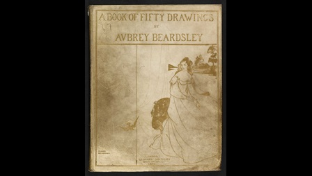A Book of Fifty Drawings by Aubrey Beardsley