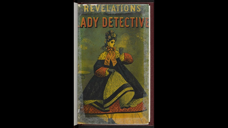 Revelations of a Lady Detective [page: front cover]