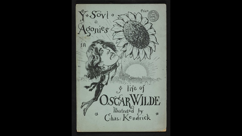 Ye soul agonies in ye life of Oscar Wilde