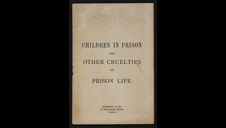 Children in Prison by Oscar Wilde