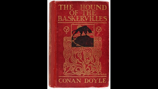 Front Cover For The Hound Of The Baskervilles The British Library