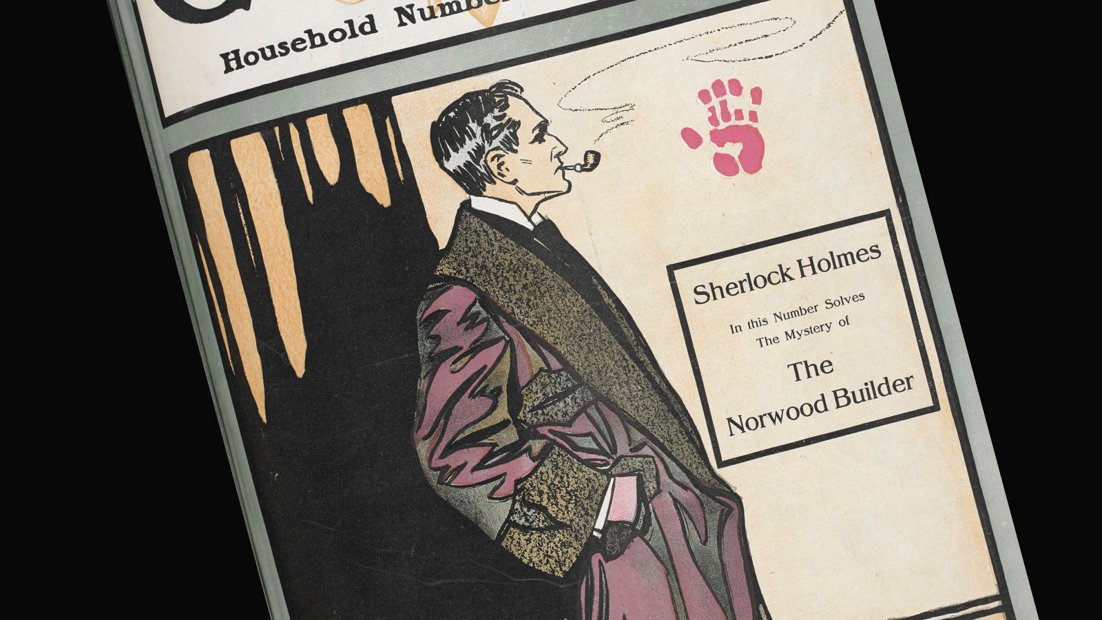 Sherlock Holmes, the world's most famous literary detective
