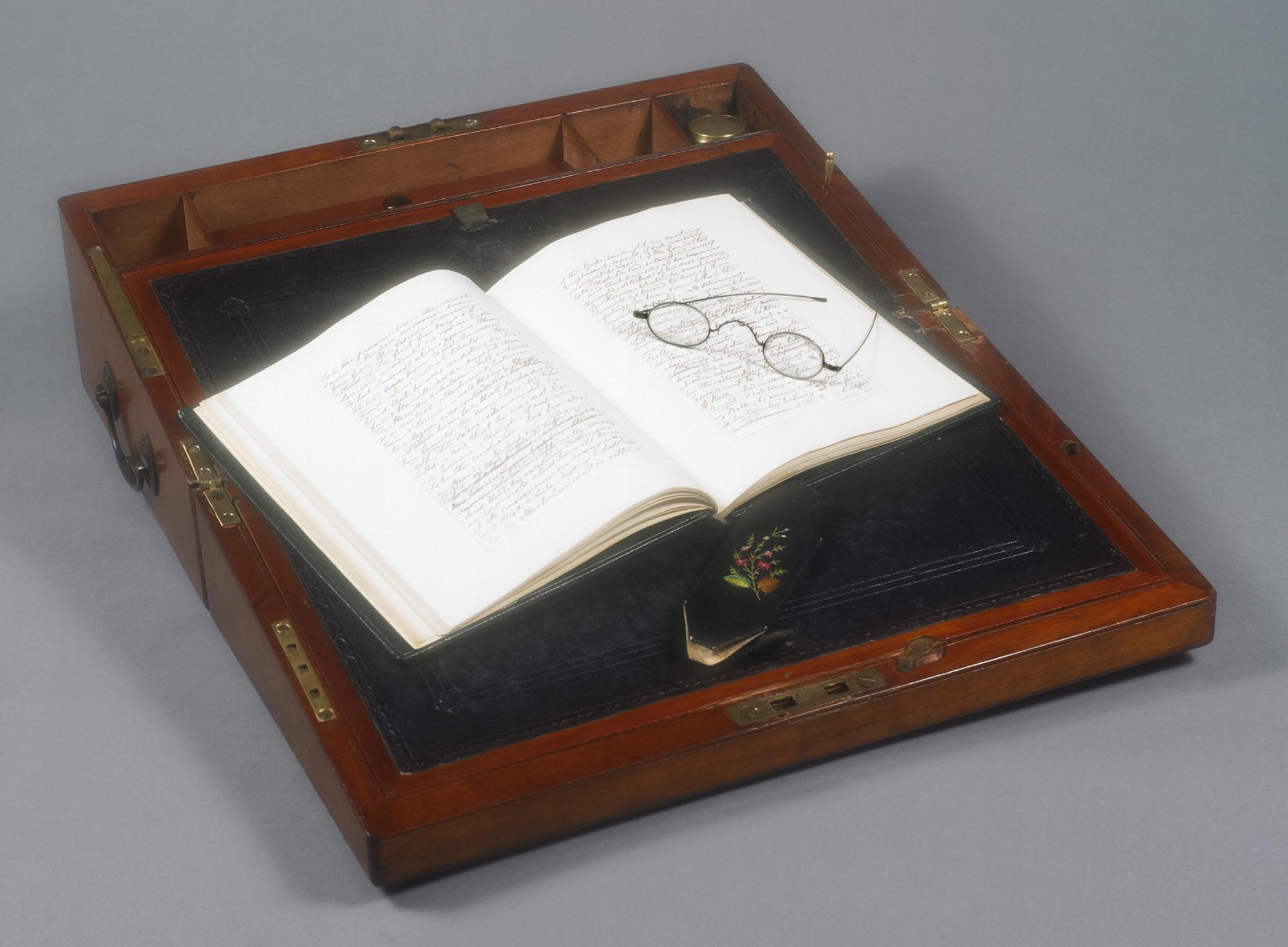 Jane Austen's writing desk (British Library)