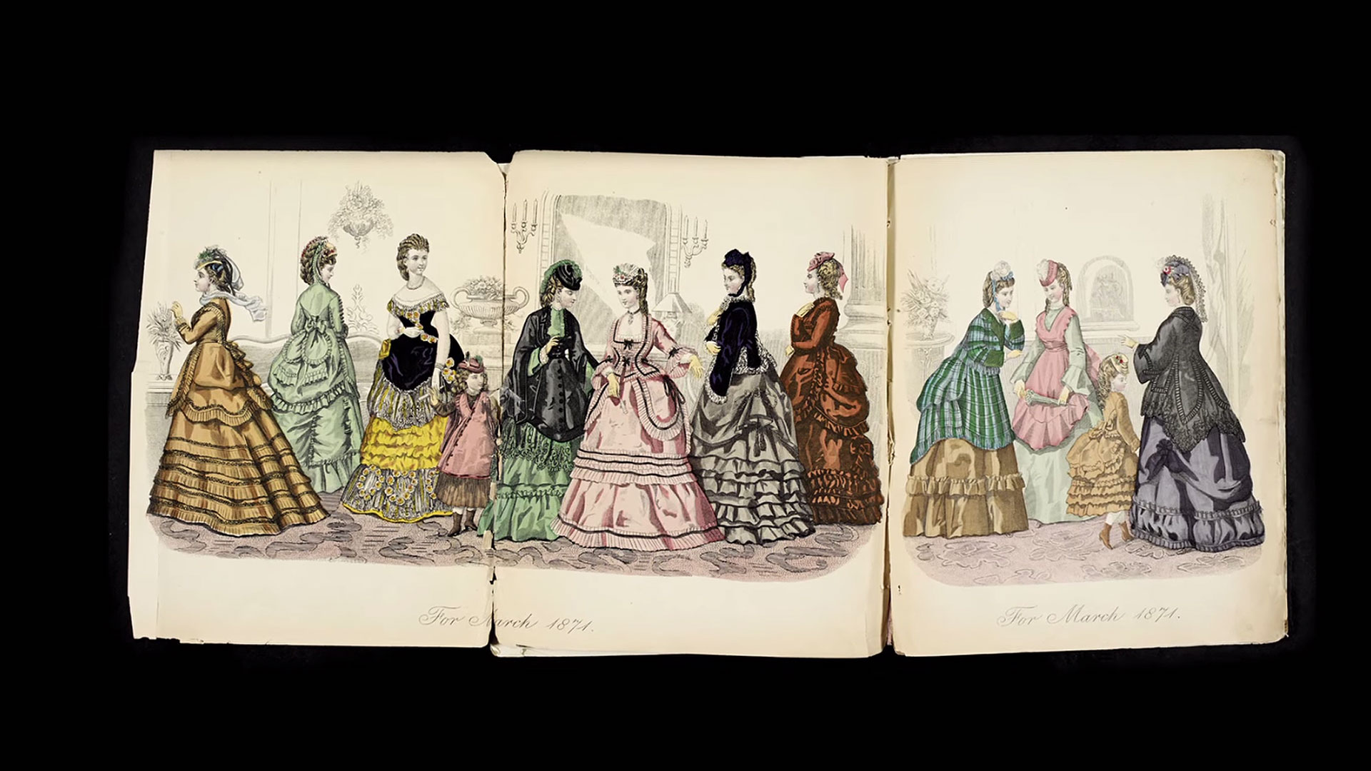 Gender in the 19th century