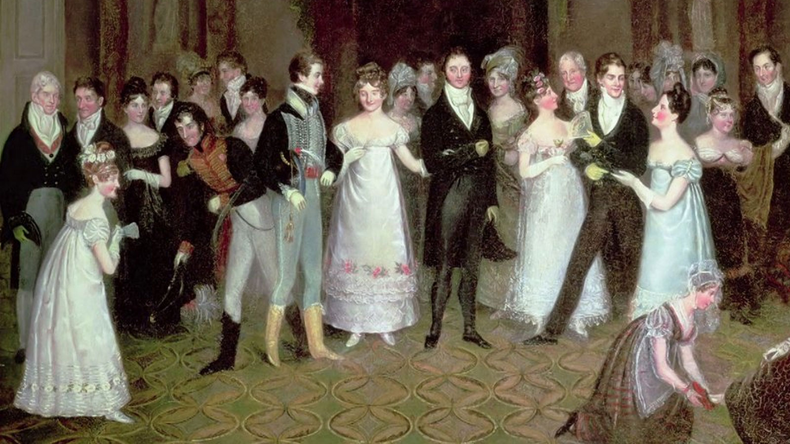 Jane Austen - class and marriage
