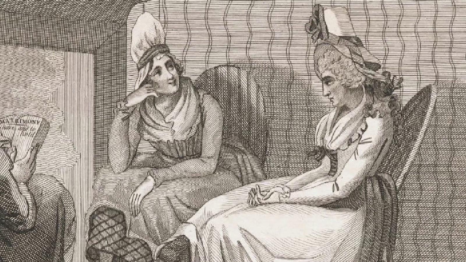 Jane Austen - Gender and morality