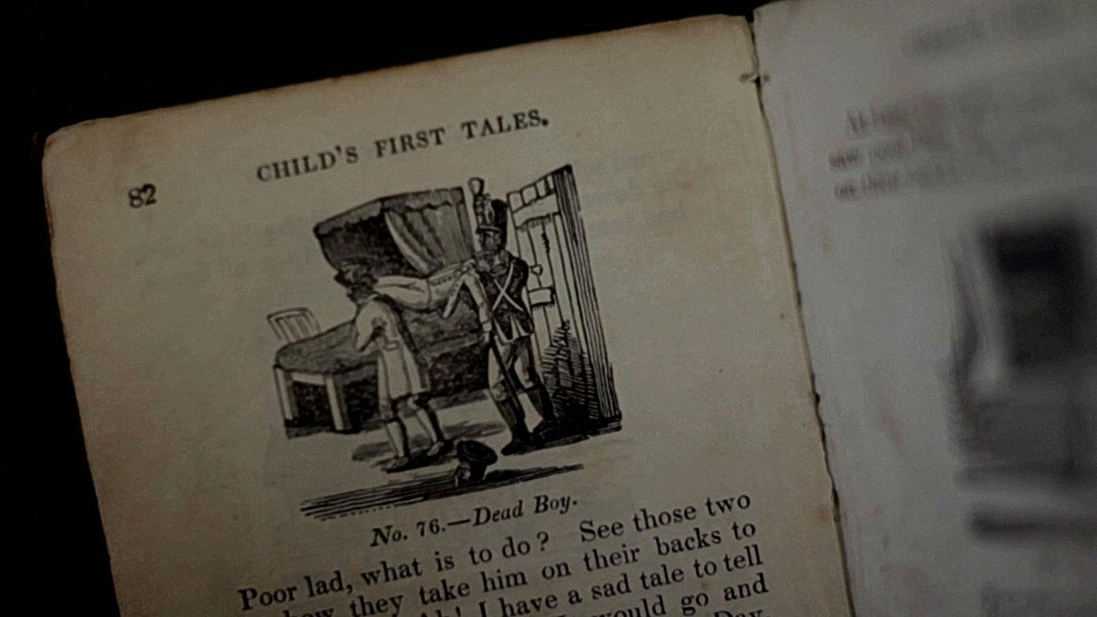 Jane Eyre - Childhood