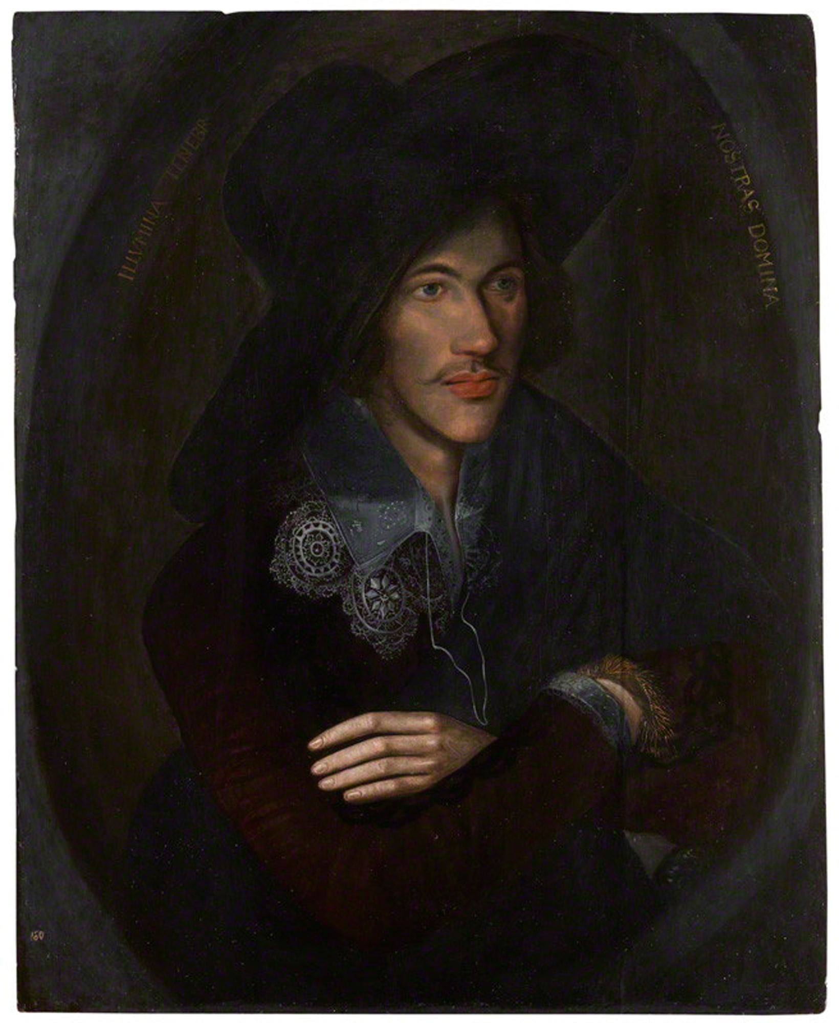 Portrait of John Donne, c. 1595