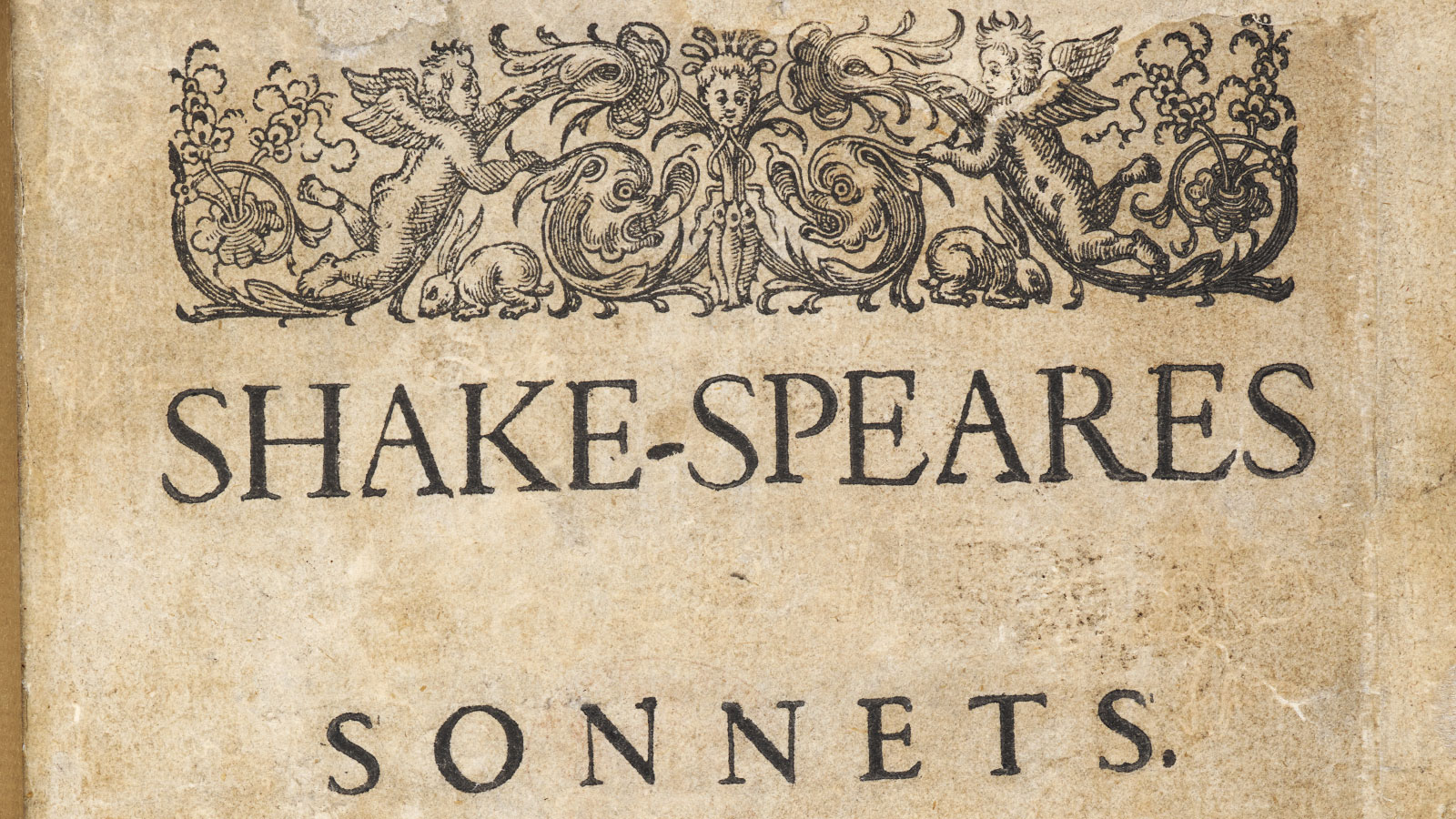 An introduction to Shakespeare's Sonnets - The British Library