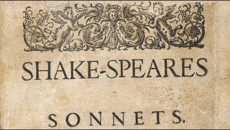 Poetry by Heart Shakespeare's Sonnets competition