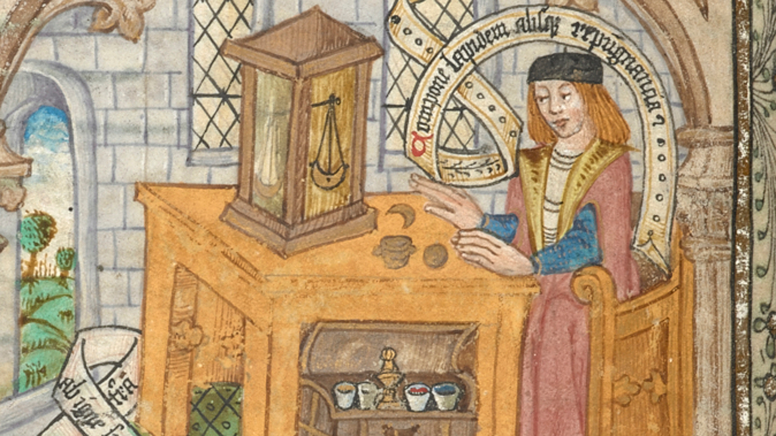 An introduction to The Alchemist: the artist and the con