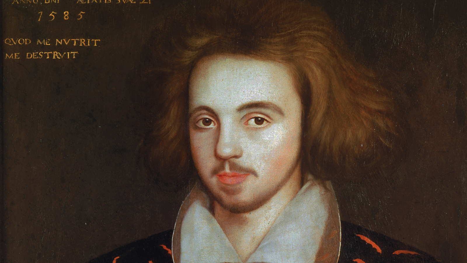 Christopher Marlowe: the man, the myth and the mighty line