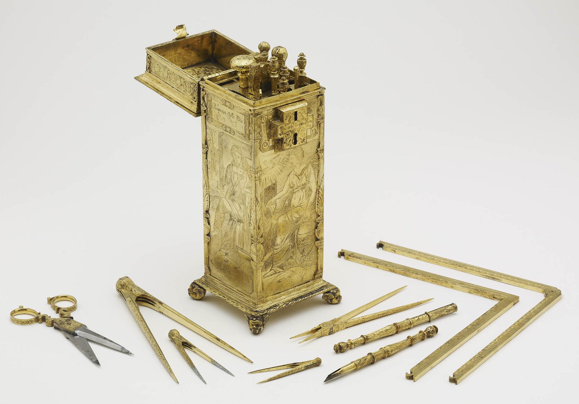 16th-century compasses
