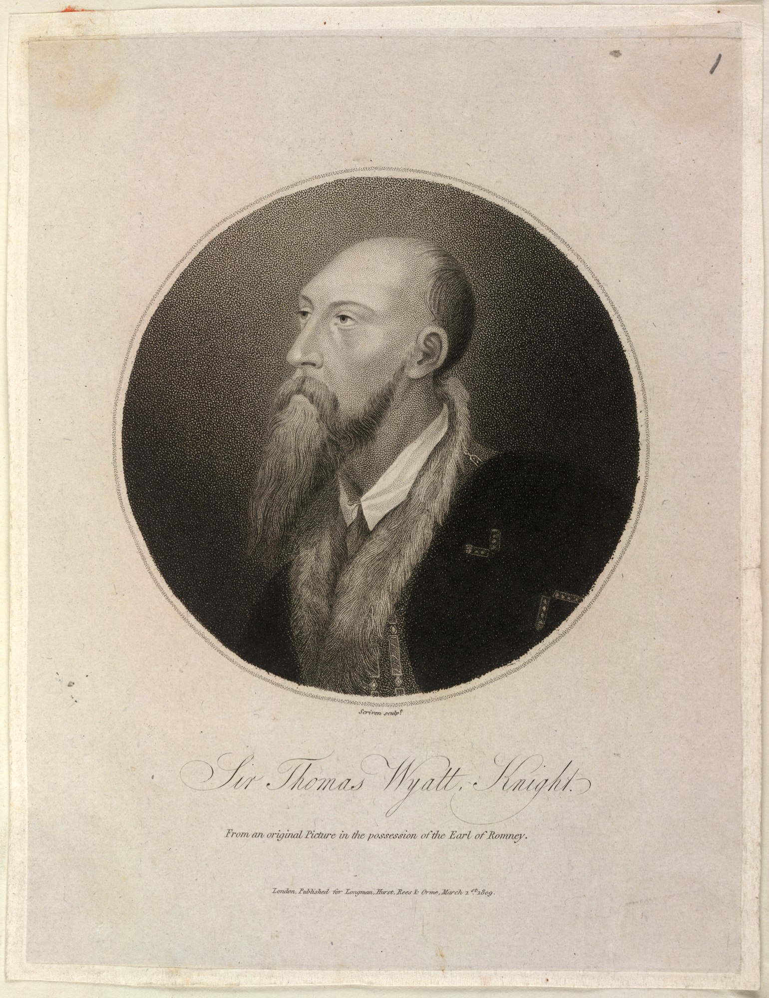 Book of Sir Thomas Wyatt