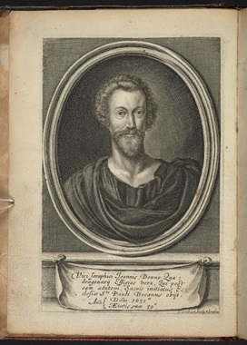 First editon of John Donne's Poems, 1633