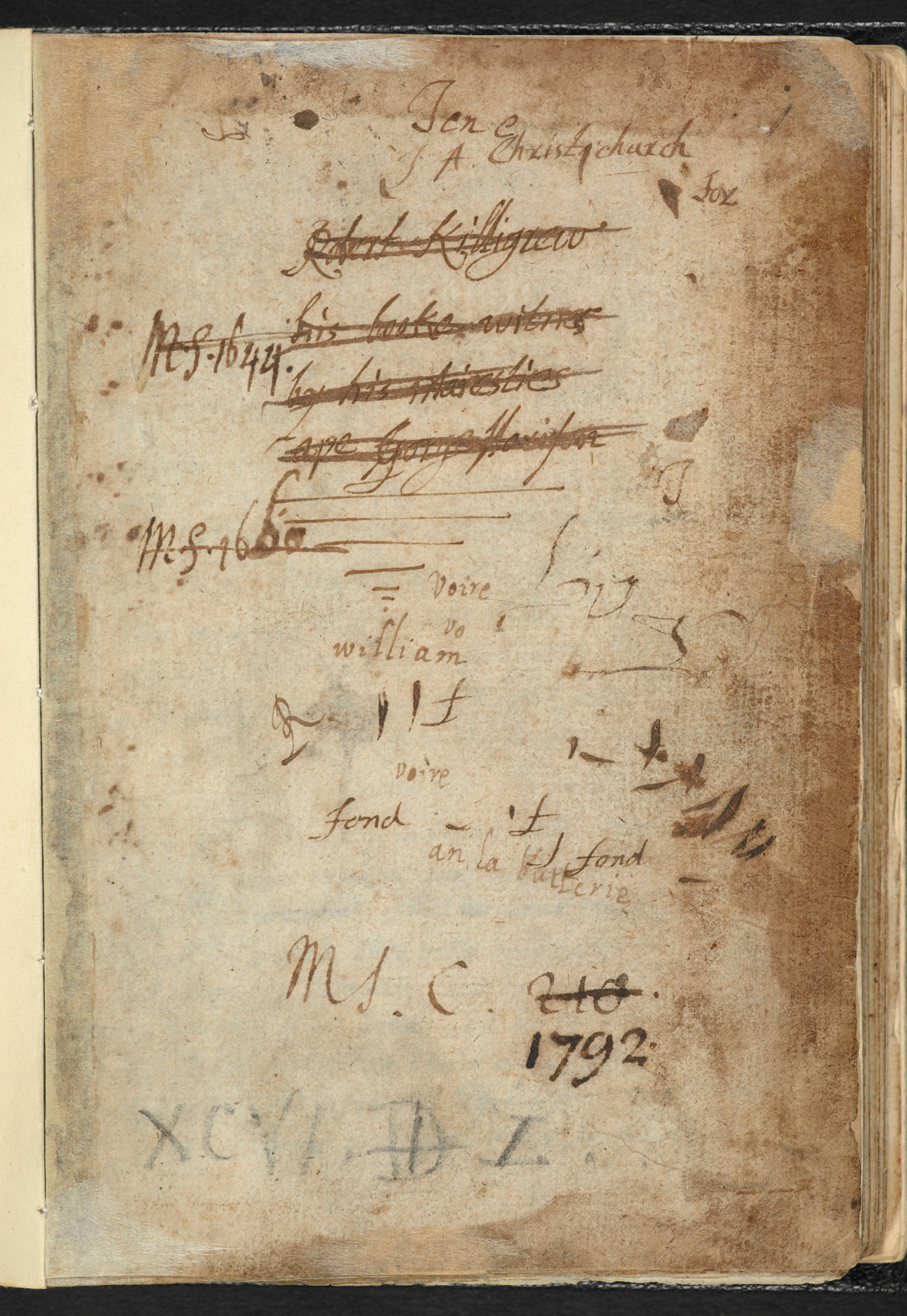 poems by shakespeare donne and others in i a s 17th century