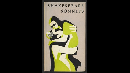 Shakespeare's Sonnets illustrated by Mary Jane Gorton, 1959