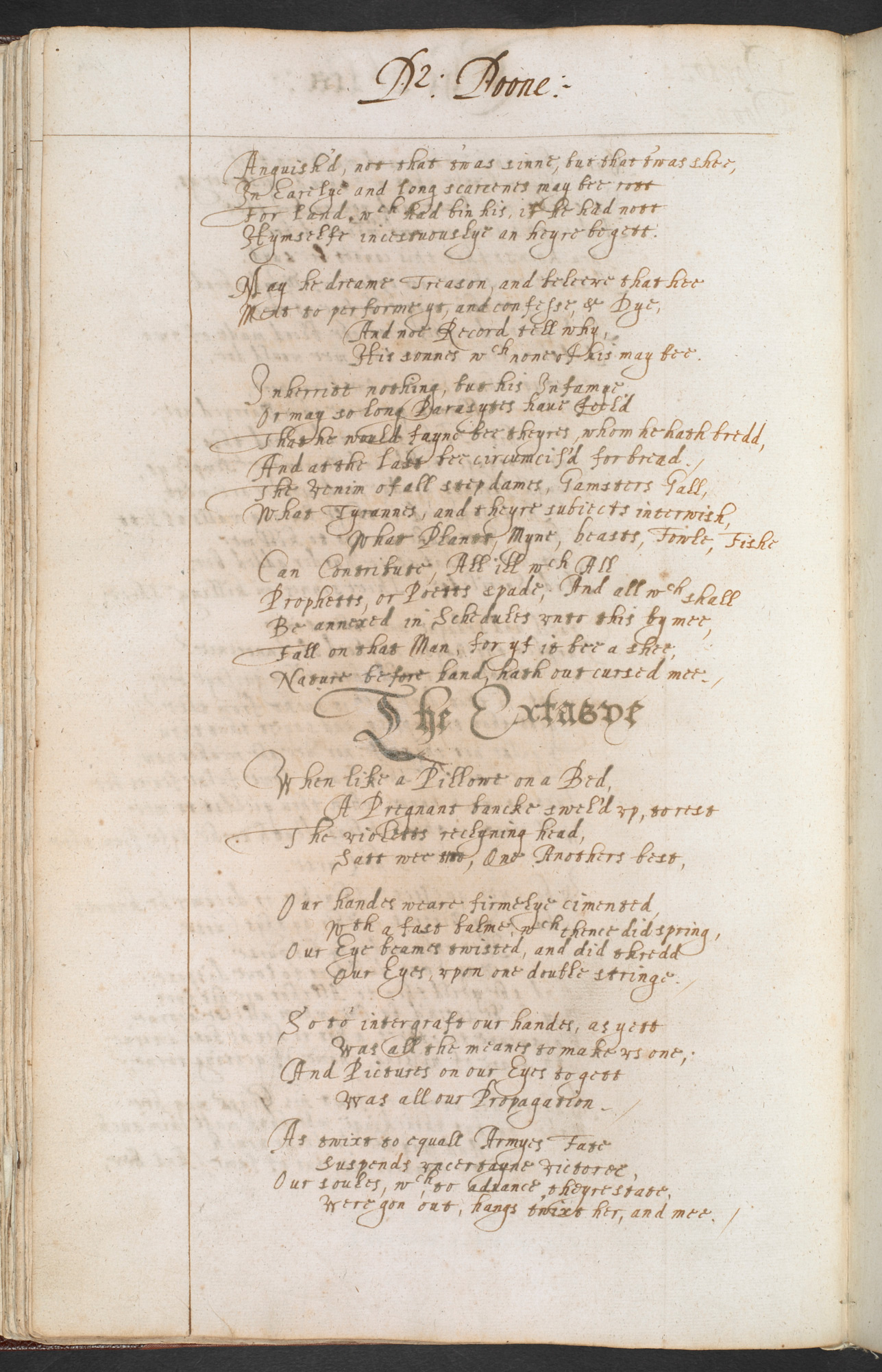 Love Poetry In Renaissance England The British Library