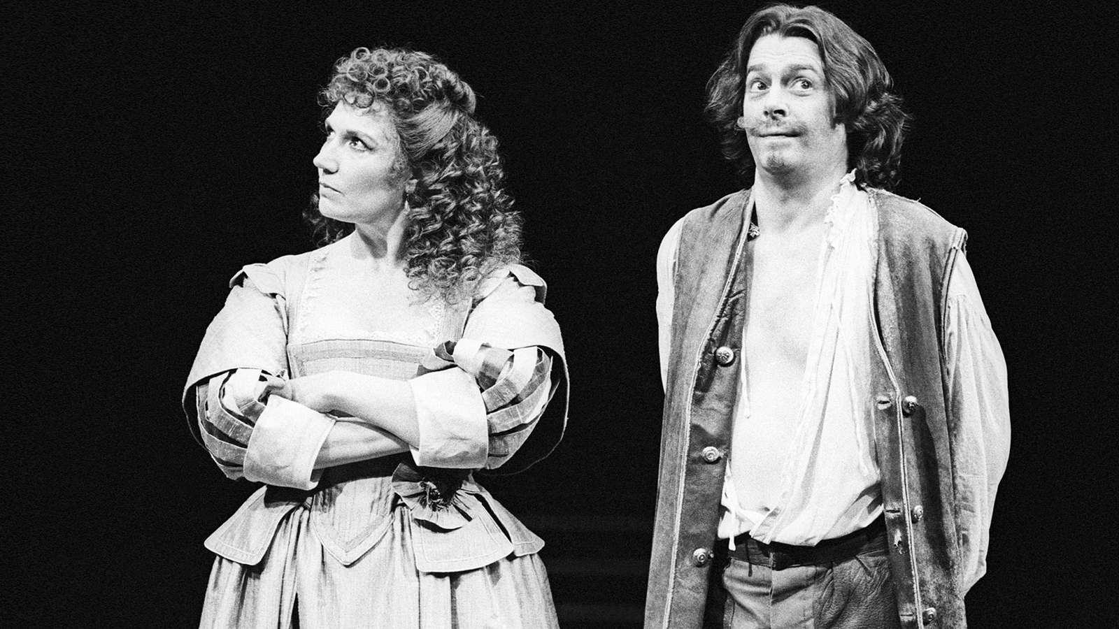 Benedick and Beatrice: the 'merry war' of courtship