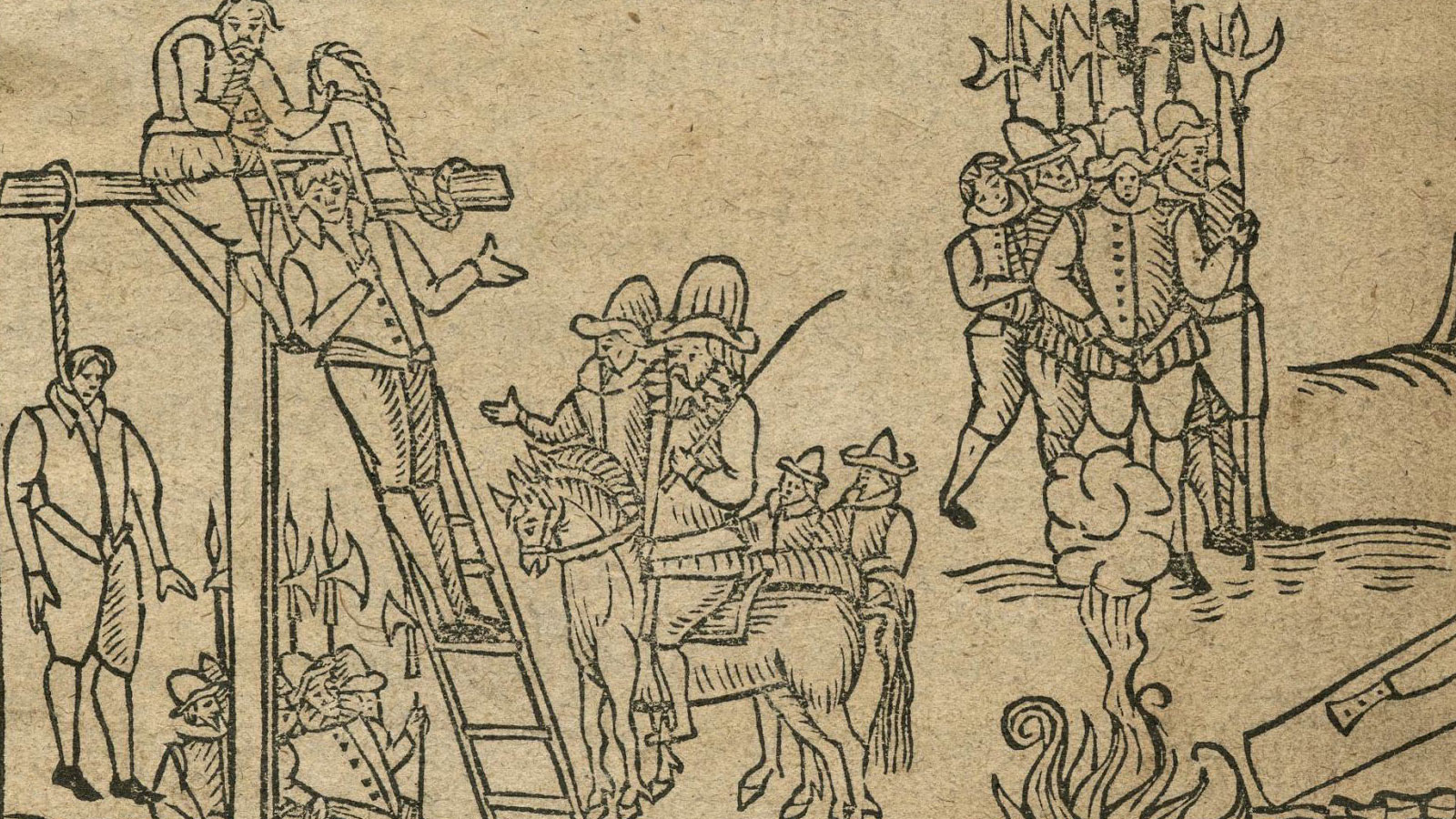 Crime and punishment in Elizabethan England - The British